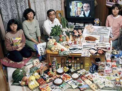 Japon Tarım Ürünleri