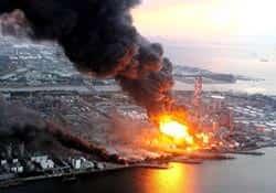 Japonyada Nükleer Santral