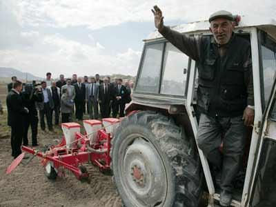 Kayserili Çiftçi