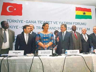 Türkiye-Gana