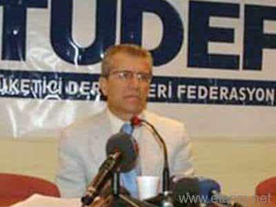 TÜDEF Başkanı Sıtkı YILMAZ