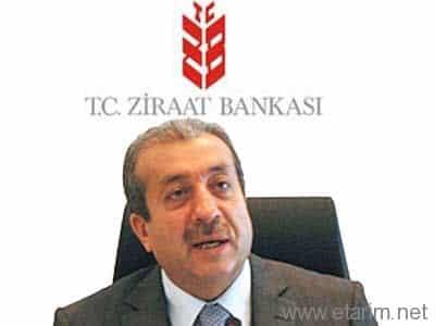 Ziraat Bankası Mehdi Eker