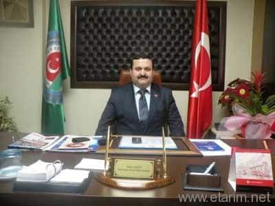 Bursa Ziraat Odası Ahmet Doğan