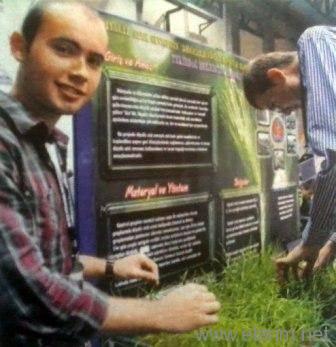 Diyaliz atık sıvısıyla tarımda verim artışı