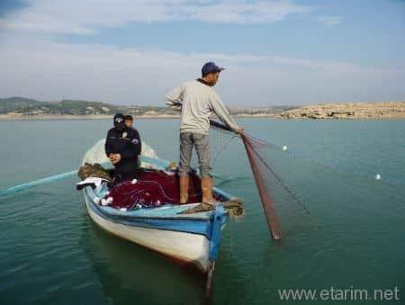 usulsüz avlanan amatör balıkçılar