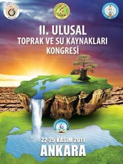 2. Ulusal Toprak ve Su Kongresi