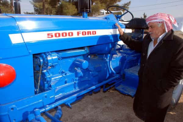 Tigem Emekli Traktörler