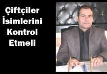 Yozgat Gıda Tarım ve Hayvancılık Müdürü Murat Türkmen
