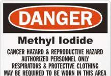 Tarımda Methyl İodide (metil Bromit )Kullanımına ABD'den Yasaklama