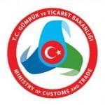 Gümrük ve Ticaret Bakanlığı logo