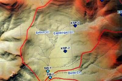 Kayseri'de 31 ton altın rezervi bulundu