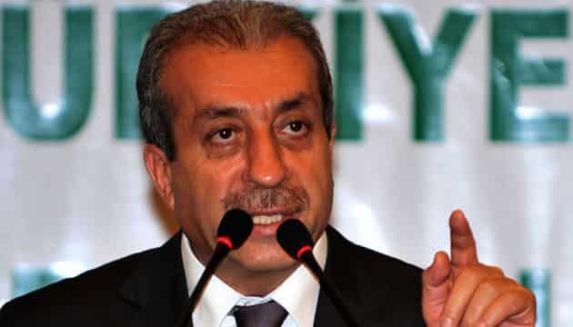Tarım Bakanı Mehdi Eker