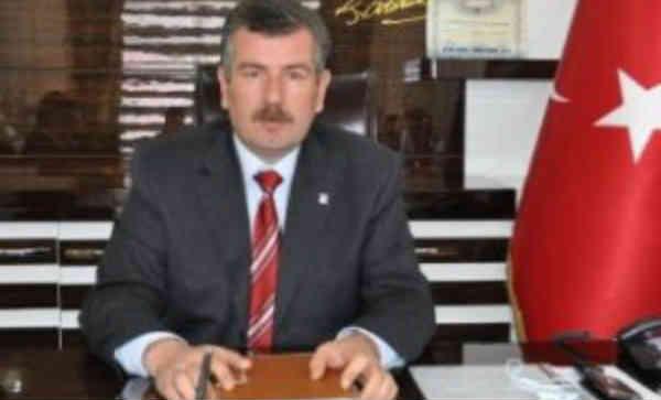 Ziraat Mühendisleri Odası Konya Şube Başkanı Taşpınar.