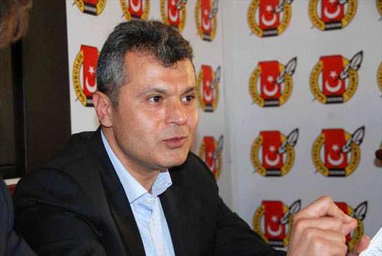 Ak Parti Hatay Millet Vekili Mehmet Öntürk