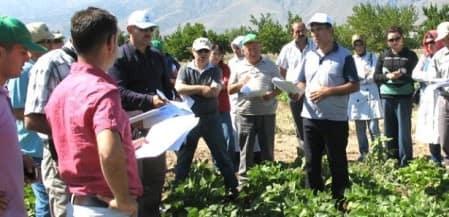 2500 yeni tarım danışmanı alınacak
