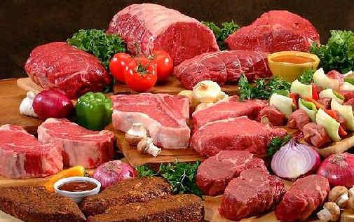 Kırmızı et üretimi 780 tona yükseldi