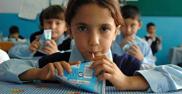 Okul sütü ihalesi 20 Aralık'ta yapılacak