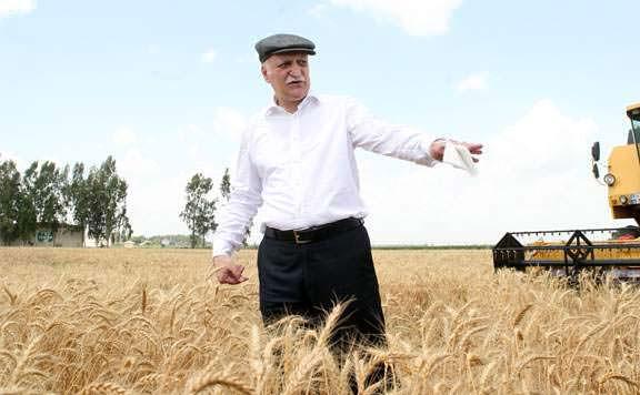 Bayraktar; çiftçilerimize para ödenecek