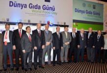 """FAO """"Yılın En Başarılı Kooperatif Kuruluşu"""" Ödülü Tarım Kredi´nin"""