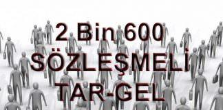 2012 Son Çeyreği TAR-GEL Alımı Belli Oldu