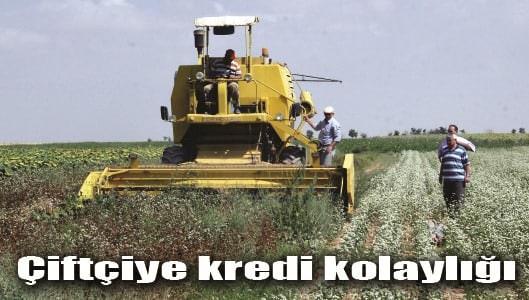 Tarım Krediye Borcu Olan 30 Bin 499 Çiftçinin Borcu 1 Yıl Ertelendi