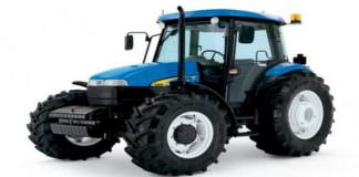 traktör,new holland td 95d