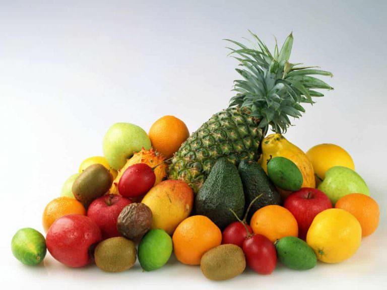 Tropikal meyveler ve faydaları