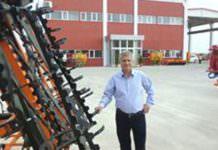 Türkiye'nin Tarım Makinesi Üretim Merkezi Hayrabolu