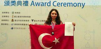 Türk Lise Öğrencisi Alara'nın Geliştirdiği Tarım Robotu Dünya İkincisi Oldu!