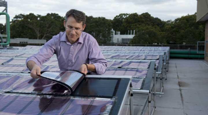 Güneş Panellerinde Yeni Tasarım: Basılabilir Güneş Panelleri