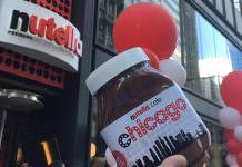 Dünyanın İlk Nutella Kafesi Açıldı!