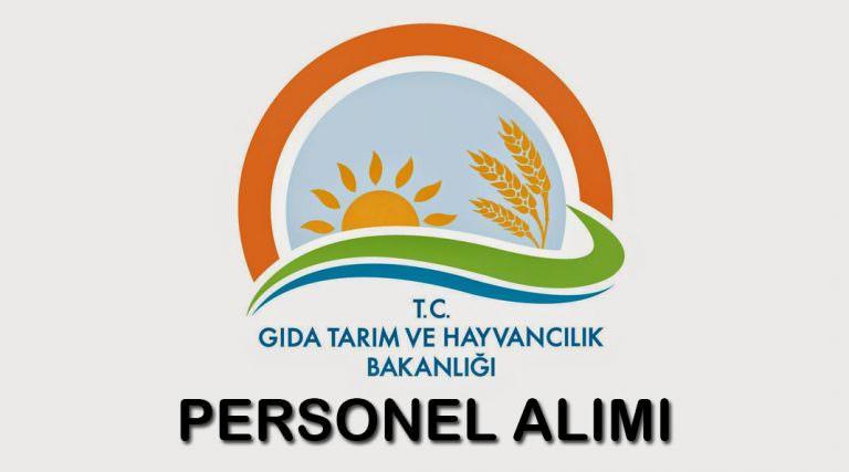 Personel Alımı: Tarım Bakanlığı 2058 Personel Alacak