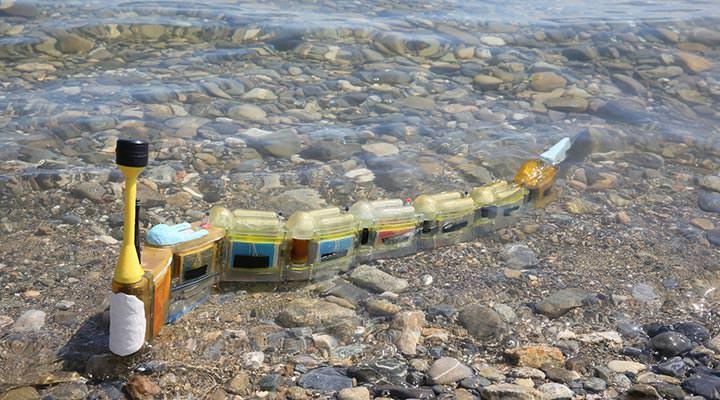 Su Kirliliğini Ölçmesi İçin Modüler Bir Robot Geliştirildi