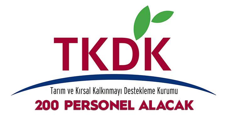 TKDK 200 personel alınacak