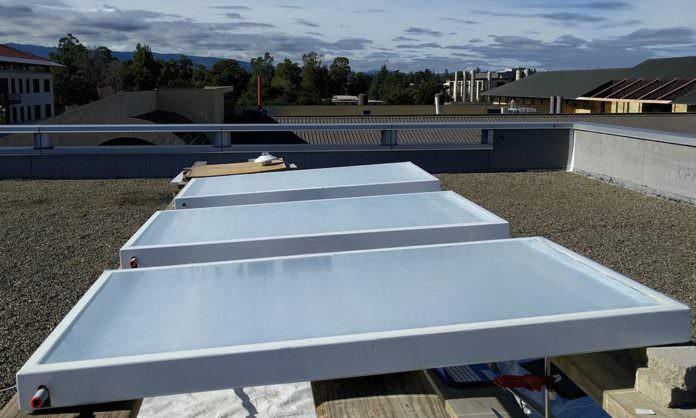 Paneller artık soğutmak için de kullanılacak
