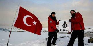 Antarktika'da kurulacak Türk Bilim Üssü için 2. kez yola çıkıyorlar