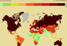 Dünyanın Sağlık Haritası Açıklandı: Türkiye Kaçıncı Sırada?