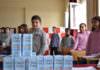 Okul sütü ihalesi yapıldı
