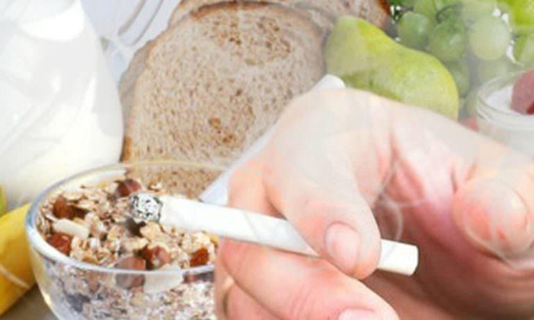 Sigara İçenlerin Tüketmesi Gereken 9 Besin