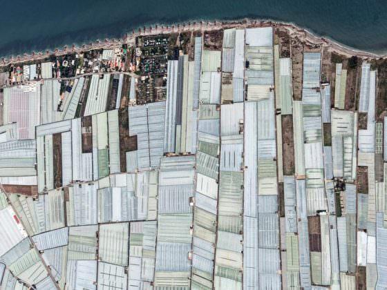 Dünyanın Seralar Şehri: Almeria