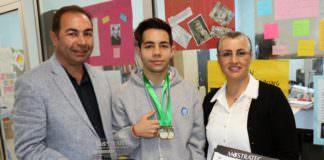 İzmirli Lise Öğrencisinin Dünyayı Kendine Hayran Bıraktıran Projesi