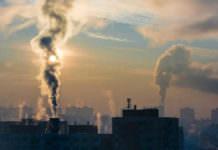 Karbondioksit Miktarının Dramatik Şekilde Arttığını Gösteren Animasyon