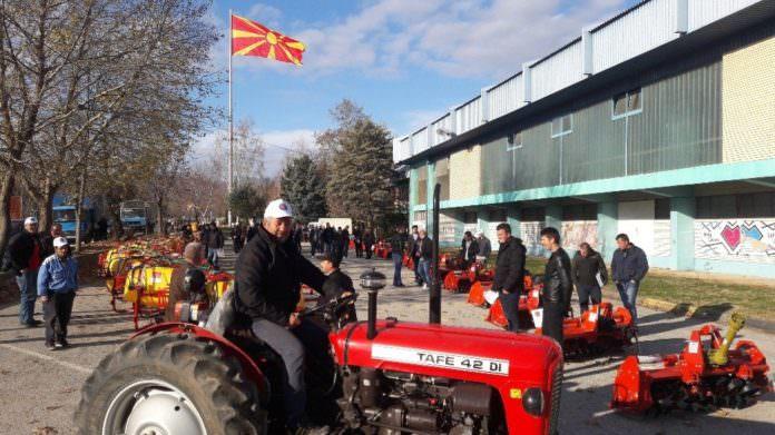 Doğu Makedonya'da Tarımsal Üretimin Ve Verimliliğin Artırılmasına Destek