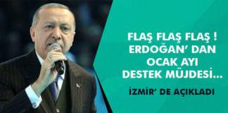 2019 Tarımsal Destekleme Ödemelerini İzmir'de Açıkladı!