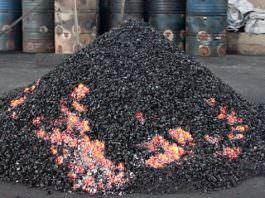 Fındık kabuğundan kömür üretilecek