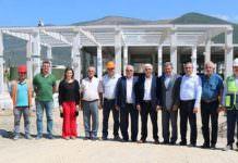 Zeytinin başkentine 18 milyonluk yatırım