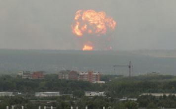 Rusya'da Korkutan Nükleer Patlama (İkinci Çernobil Vakası mı?)