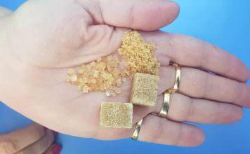 Üzümden Kristal Şeker Üretildi!