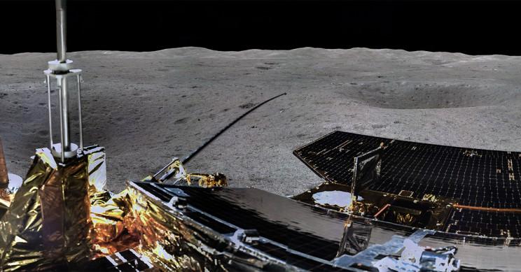 Çin, Ay'ın Karanlık Yüzünde Pamuk Yetiştirmeyi Başardı