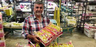 Denizlili üretici, markalarıyla Avrupa'ya yılda 10 bin ton ürün satıyor